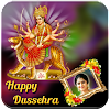 Dussehra Wishes Photo Frames