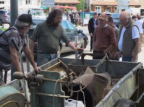 "Photo: ""You don't find 'em like this anymore."" - Labastide-Murat brocante (antique/flea market)"