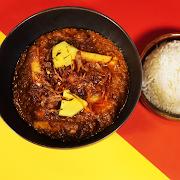 Aromatic Tofu & Pineapple Curry (GLUTEN FREE)
