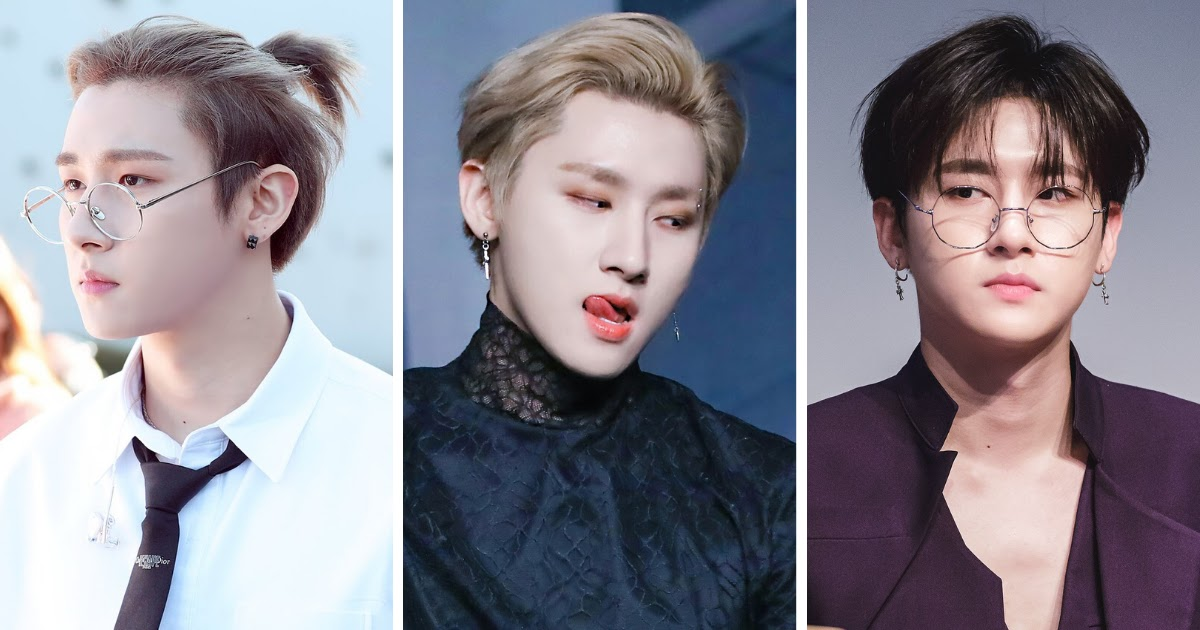 Here Are 10+ Times MONSTA X's I.M Was The Goth Boyfriend Of ...