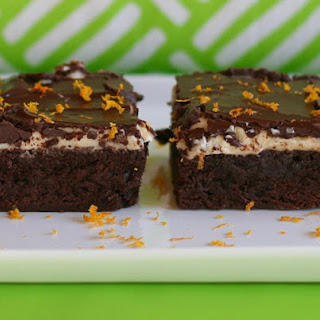 Café Brûlot Brownies
