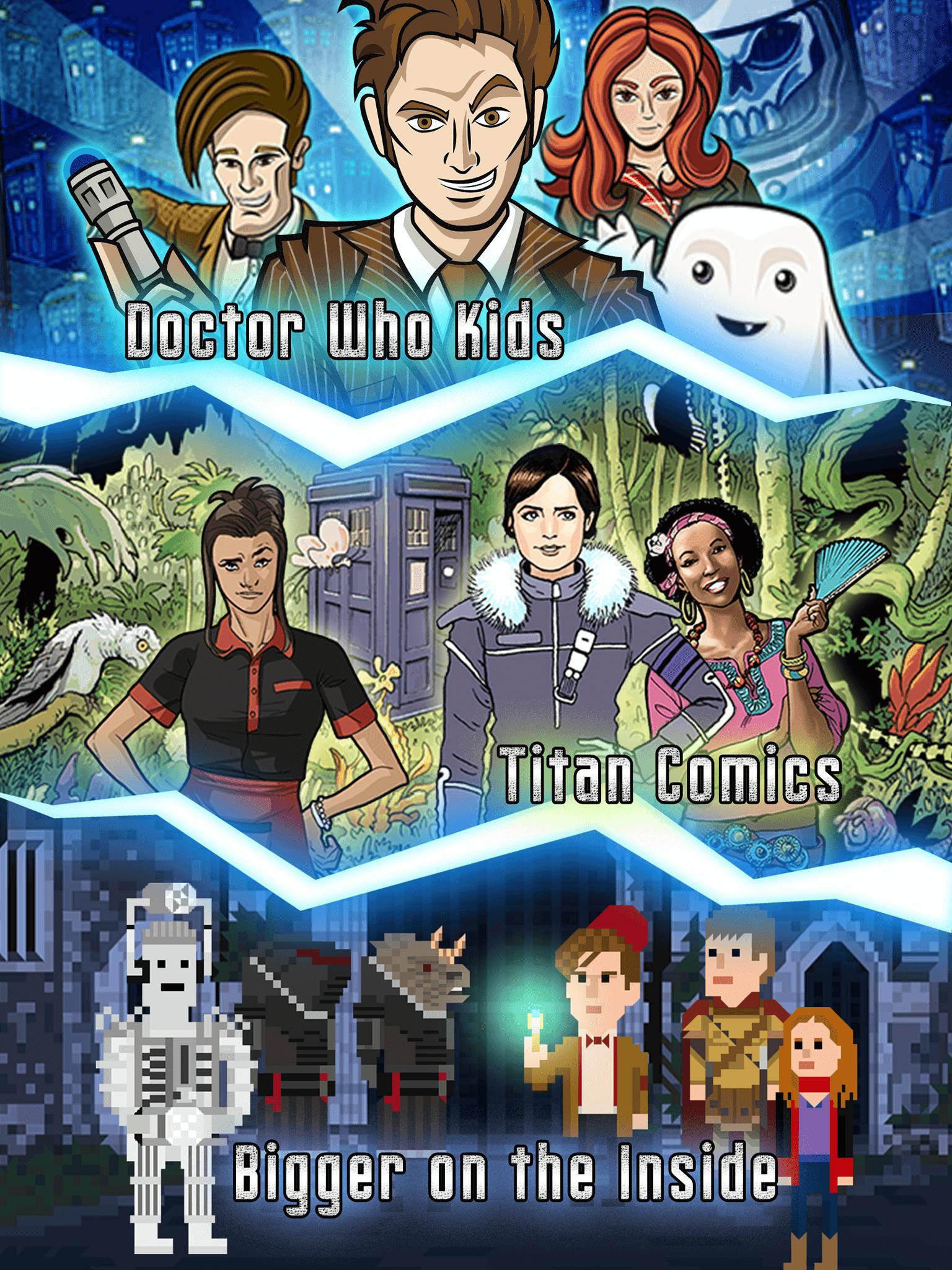 Doctor Who: Legacy screenshot #9
