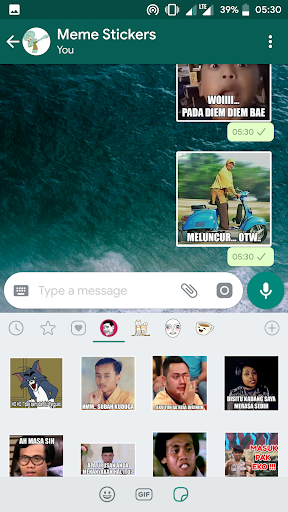 MEME Indonesia WA Stickers 1.0 screenshots 2