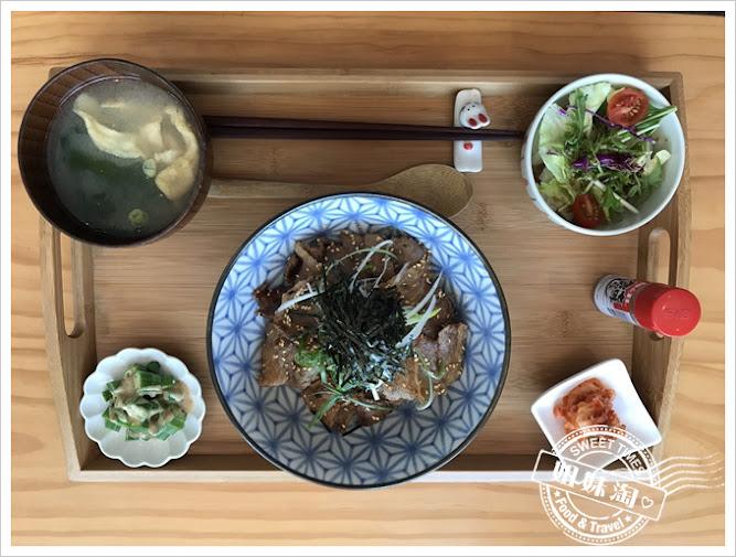 小野食堂-牛五花燒肉蓋飯