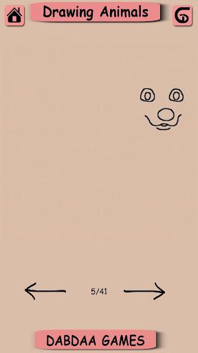 Drawing Animals - Lets Draw Animals 1.31 screenshots 1