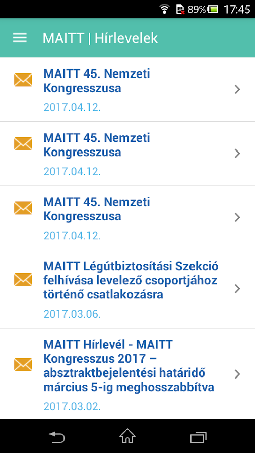 MAITT- screenshot