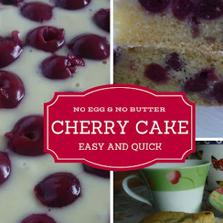Easy And Light – Cherry Cake