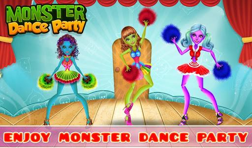 Monster Dance Party v1.0.0