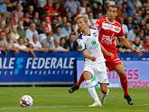 Noë Dussenne verlaat Moeskroen door de grote poort na een sterke afscheidswedstrijd tegen Anderlecht