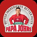 파파존스  피자 icon