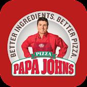 파파존스  피자