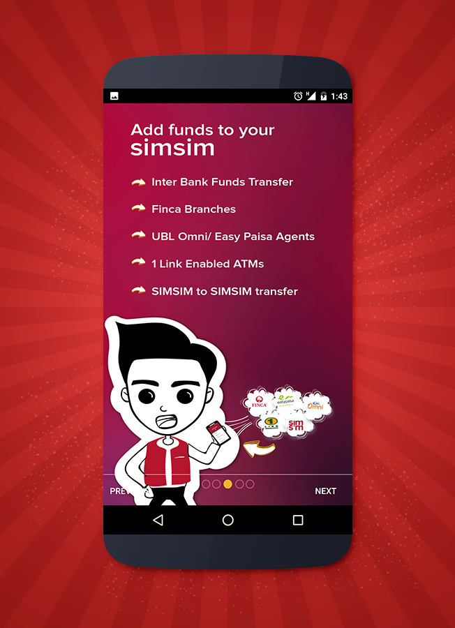 SimSim Pakistan- screenshot