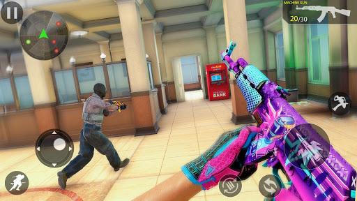 Bank Robbery SSG Shooting Game 2020  screenshots 14