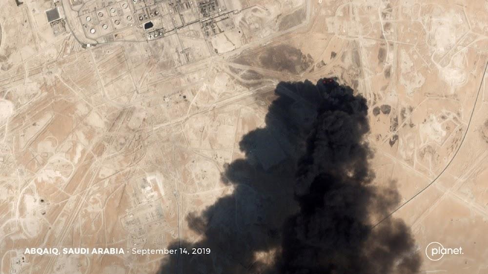 Donald Trump beveel meer sanksies op Iran weens Saoedi-drone-aanval