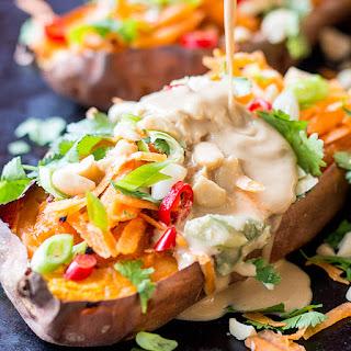 Thai Sweet Potatoes Recipes