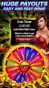 Money Wheel Slot Machine Game - náhled