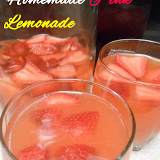 Homemade Pink Lemonade + 3 Ways w/Lemon Peels + Lemon Fun Facts