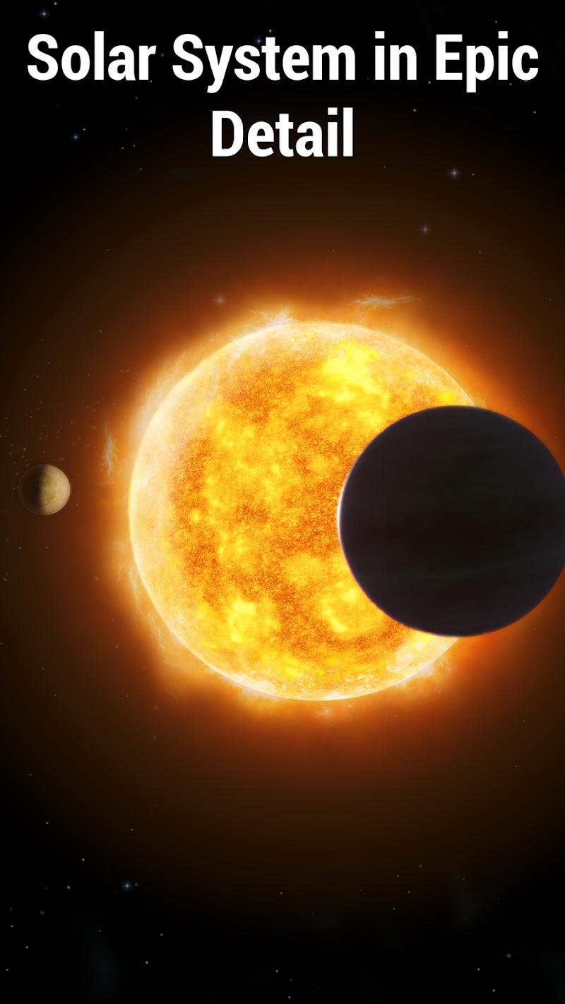 Solar Walk 2 - Spacecraft 3D & Space Exploration Screenshot 1