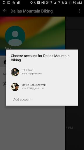 Dallas Mountain Biking DORBA