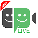 Pally Live Video Chat & Talk to Strangers for Free icon