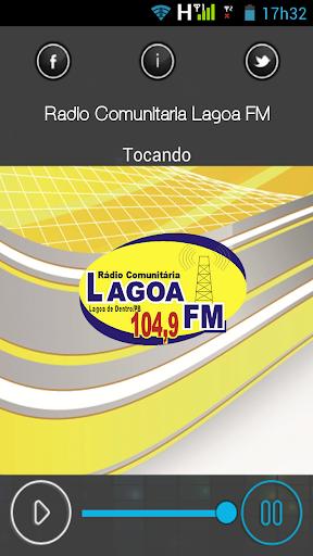 Rádio Comunitária Lagoa FM