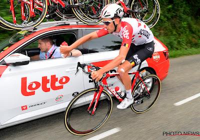 Frederik Willems ziet ontsnapping voorop blijven in vijftiende etappe