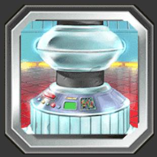 重力室(50倍重力)