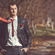 Wedding photographer Andrey Semikolenov (35kadrov). Photo of 09.11.2014