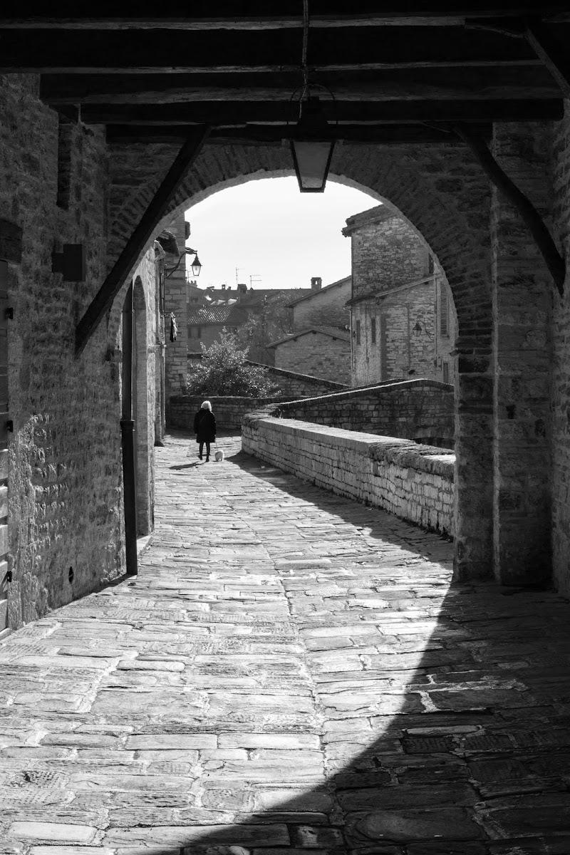 Passeggiando per Gubbio di Gab68