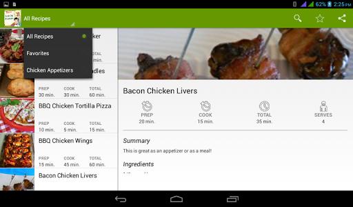 玩免費娛樂APP|下載烤雞翅食譜 app不用錢|硬是要APP