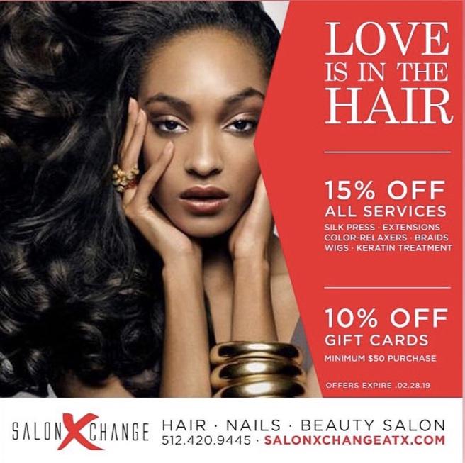 Salon X Change near The Domain ATX image