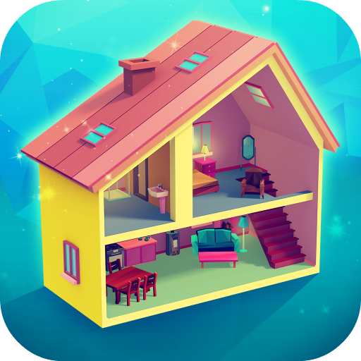 download my little dollhouse craft design game for girls 1 22 apk
