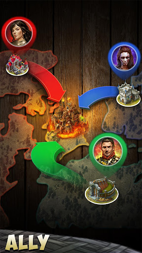 CITADELS ud83cudff0  Medieval War Strategy with PVP 11.1.0 screenshots 5