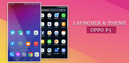Launcher Oppo F5 Theme - Apps on Google Play