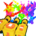 Colorful Bombing 3D icon