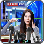 Media Photo Editor - News Media Frames 2018