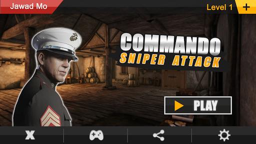 コマンドースナイパー攻撃|玩動作App免費|玩APPs