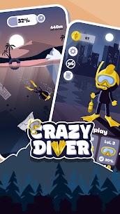 Crazy Diver Mod Apk (Unlimited Money + Skins Unlocked) 1