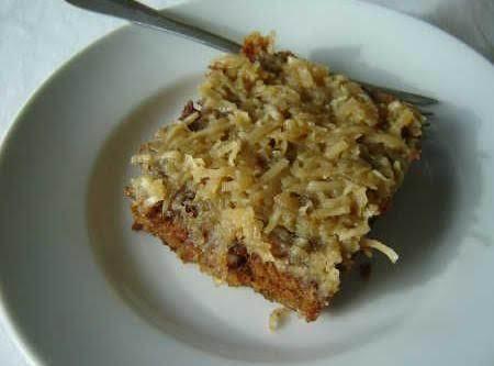 Texas Tornado Cake Recipe