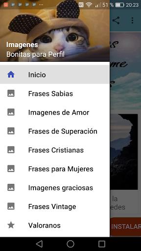 Frases E Imagenes Bonitas Para Perfil Apps On Google Play