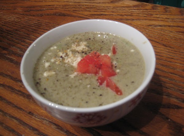Basic Cream Of Vegetable Soup Recipe