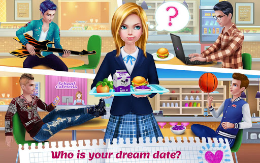 High School Crush - First Love 1.5.1 screenshots 8