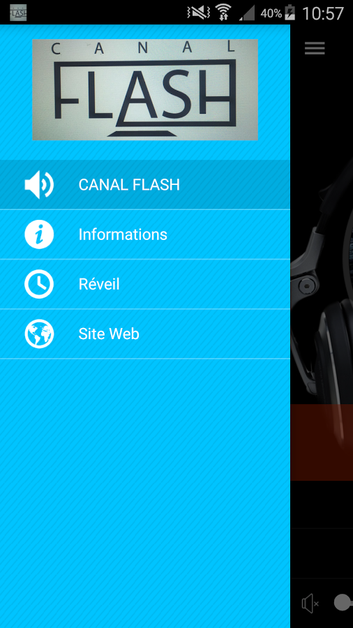 CANAL FLASH- screenshot