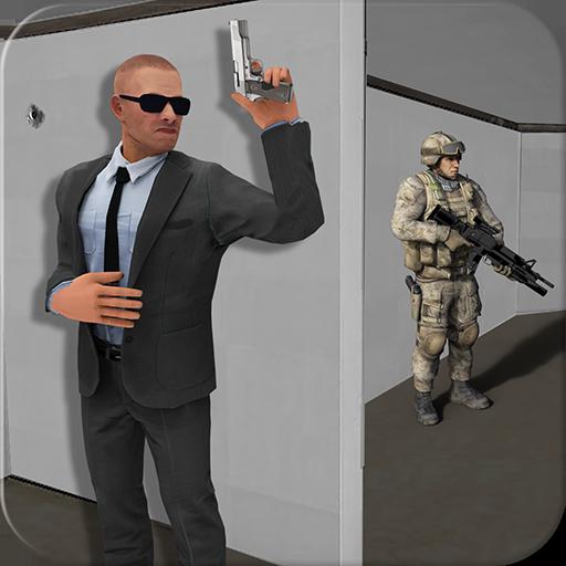 Secret Agent Stealth Escape