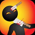 Stickman Fight – Knife Hit! icon