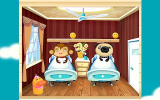 Screenshot of Dr. Panda's Hospital