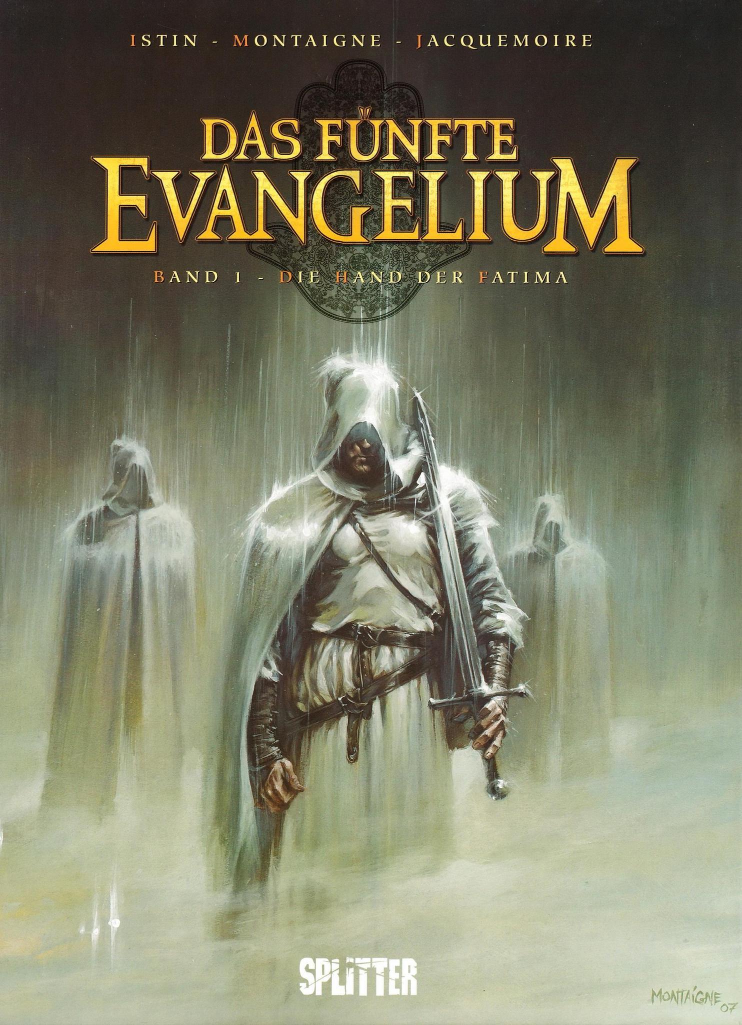 Das fünfte Evangelium (2009) - komplett