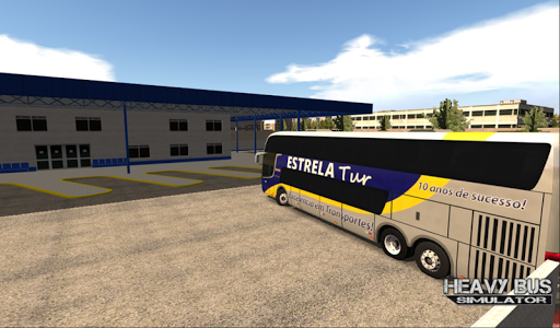 Heavy Bus Simulator Apk 1