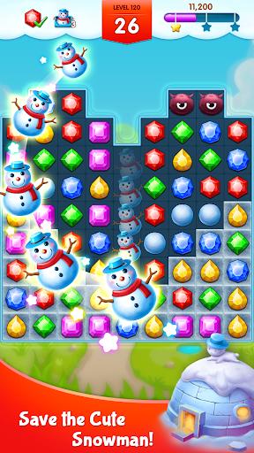 Jewels Legend - Match 3 Puzzle screenshots 2