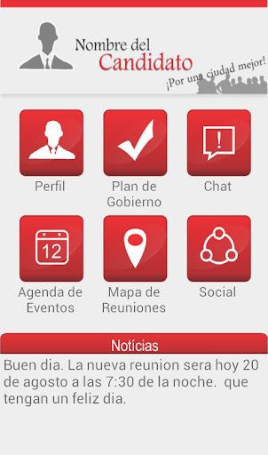 App Electoral